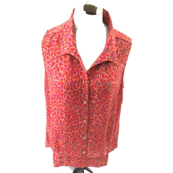 CAbi Tops - Cabo 3270 Heartbreaker top size large